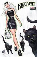 BLACK CAT #1 COVER A DAVID NAKAYAMA EXCLUSIVE VARIANT