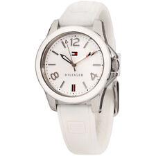 Tommy Hilfiger Casual Sport Quartz Movement White Dial Ladies Watch 1781680