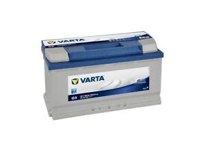 BATTERIE VARTA BLUE DYNAMIC G3 12V 95AH 800A