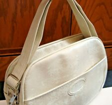 Retro Vintage Samsonite  Carry On Travel Overnight Bag Adjustable Strap Scandia