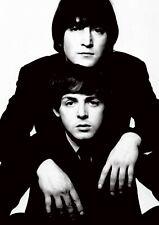 "Reproduction Alternate ""The Beatles - Lennon & McCartney"" Poster, Rock, Size A2"