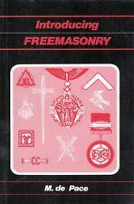 1983 Introducing Freemasonry Masonic Book
