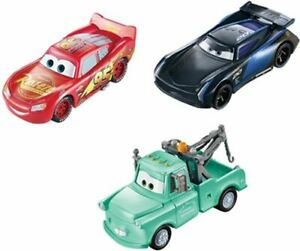 Disney Pixar Cars Colour Changer 3-Pack