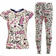 Vêtements multicolores sans manches pour fille de 5 à 6 ans