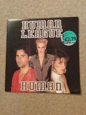 "Human League-humano-vs 880-12 12"" Disco De Vinilo"