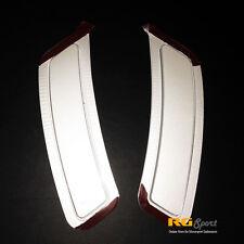 RG Sport BMW Painted Front Reflectors F80 / F82 M3 / M4 - Alpine White (#300)