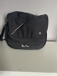 Silver Cross Pram Changing Bag Black