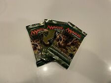 MTG Magic: The Gathering - Eternal Masters Booster Pack - Qty 3 - SEALED