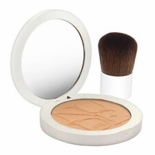Christian Dior Diorskin Nude Air Powder with Kabuki Brush 040 Honey Beige New