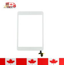 iPad Mini 1 & 2 Digitizer White With Small Parts NEW