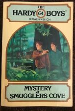 Hardy Boys 64 Mystery of Smugglers Cove Franklin W Dixon SC 1980