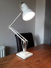 anglepoise Herbert Terry 1227, early two step model, unmolested 1938 model lamp