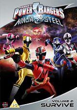 Power Rangers Ninja Steel: Volume 2 - Survive [DVD]