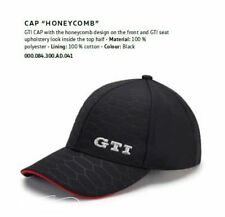 NEW GENUINE VOLKSWAGEN CAP - GOLF GTI PART 000084300AD041