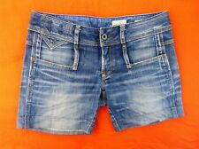 G STAR RAW Short Femme Taille 26 US - Cube Skinny WMN