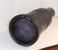 """Pro Tamron 127-254mm (5""""-10"""") Slide Projector Zoom Lens"""