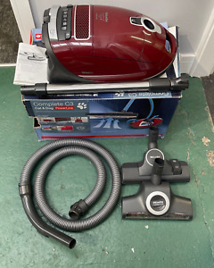 Miele Red Complete C3 Cat and Dog PowerLine Cylinder Vacuum Cleaner RRP £300