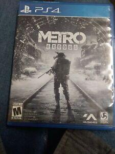 Metro Exodus PS4 [Brand New]