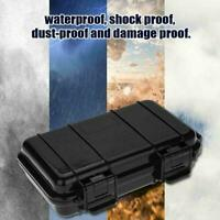 Shockproof Anti-Pressure Airtight Survival Case Waterproof Container Box X3E1