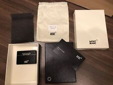 MEISTERSTUCK Montblanc Empty Box From  Passport Holder- Box Only Gift Set