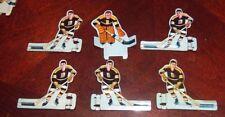 Eagle Boston Bruins  Vampire   Goalie table top hockey 1959 set # 8