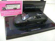 1/43 Minichamps Lamborghini Murcielago 2006 negro mate linea opaca
