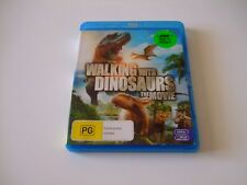 Walking With Dinosaurs The Movie - Ex-Rental Blu Ray **Free Postage**