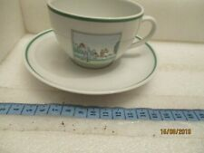 RARE APILCO LADY GOLFER CUP AND SAUCER