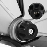 Motorrad Schwarz Fallschutz Rahmen Hinterrad Crash Slider Protector für R1200GS