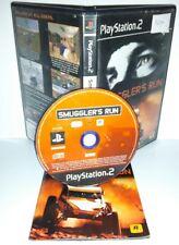 SMUGGLER'S RUN - Playstation 2 Ps2 Play Station Bambini Gioco Game