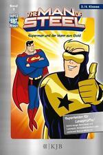 Superman und der Mann aus Gold / The Man of Steel Bd.2 von Paul Weissburg...