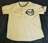 Chicago Cubs SGA Federals Throwback Jersey Size XL 100th Anniversary
