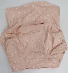 Pottery Barn Star Glow In Dark Anywhere Chair Regular Slipcover ONLY Blush#7964P