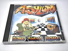 * Asylum - Home Sweet Home CD * Rude RUDECD006 *