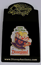 Disney Auctions Happy Holidays Alice In Wonderland Teacup Mad Tea Party Pin