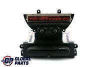 BMW Mini Cooper One R55 R56 R57 LCI R60 Radio Boost CD Player Unit Head 3456600