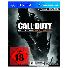 Sony PlayStation Vita Game - Call of Duty Black Ops Declassified Boxed