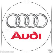 Eßbar Audi Auto Deko Tortenaufleger NEU Tortendeko Tortenbild Party NEU