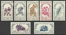 EGYPT 1960 OLYMPICS SET MINT