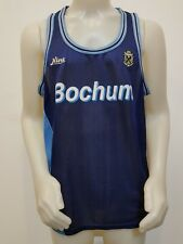 CANOTTA MAGLIA BASKET BOCHUM MATCH PALLACANESTRO JERSEY ITALY MAILLOT VINTAGE B7