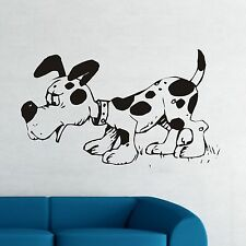 one large dog Wall Decor Removable Vinyl Decal Sticker KIDS BABY Art DIY Mural