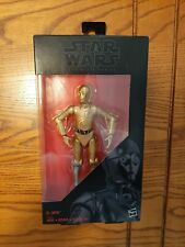 Hasbro Star Wars: The Black Series C-3PO (Walgreens Exclusive)