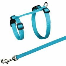 Trixie 4182 Set of Harness and Lead for Kittens / Small Cats Nylon 19 to 31 Cm L