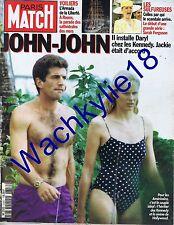 Paris Match n°2356 du 21/07/1994 John-John Kennedy Voiliers Armada Rouen Fergie