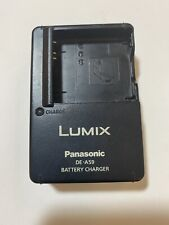 Genuino Original Cargador DE-A76 Panasonic Lumix DMC-FP5 FP3 FP2 FP1 TS10 FT10