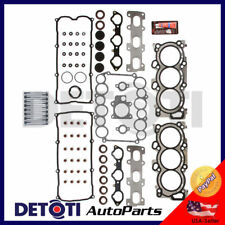 Head Gasket Set Bolts Repair Kit For 98-04 Honda Acura Isuzu 3.5L 3.2L V6 MLS