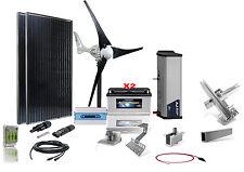 Wind Solar Hybrid Anlage Netzunabhängig / Solar Wind Hybrid Set - Output: 1000 W