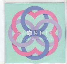 (GF156) Florrie, Little White Lies - 2014 DJ CD