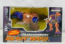 Transformers Beast Wars Transmetals Megatron New In Box