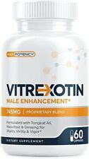Vitrexotin - male support - 1month supply